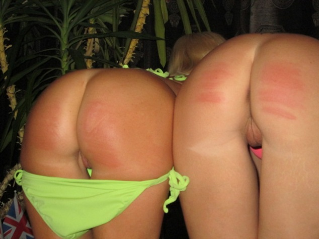 Sam Johnson spanking blog